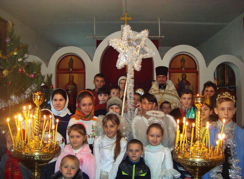 Різдво в Гаврилівці