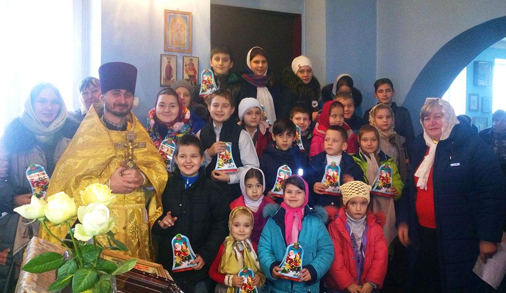 День святителя Миколая в Балаклії