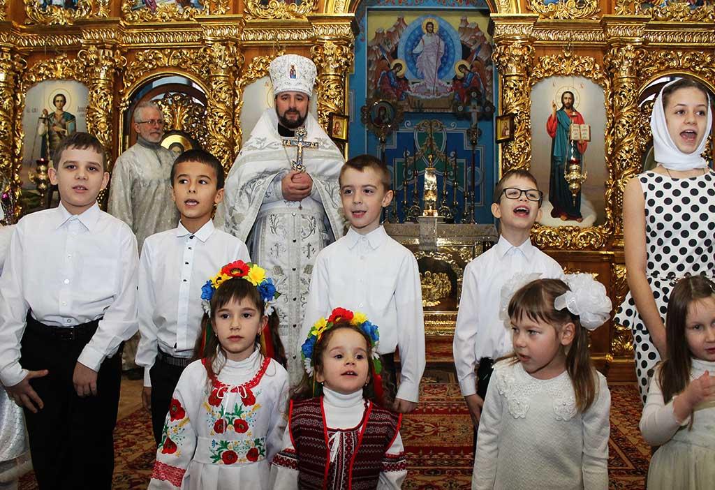 Свято Різдва Христового в м. Чугуєві