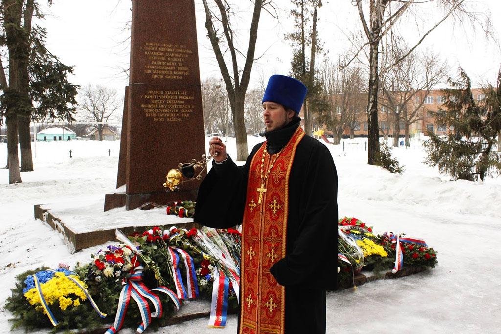 75-я річниця битви за Соколово