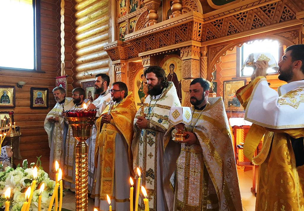 Престольне свято в с. Cтара Гнилиця