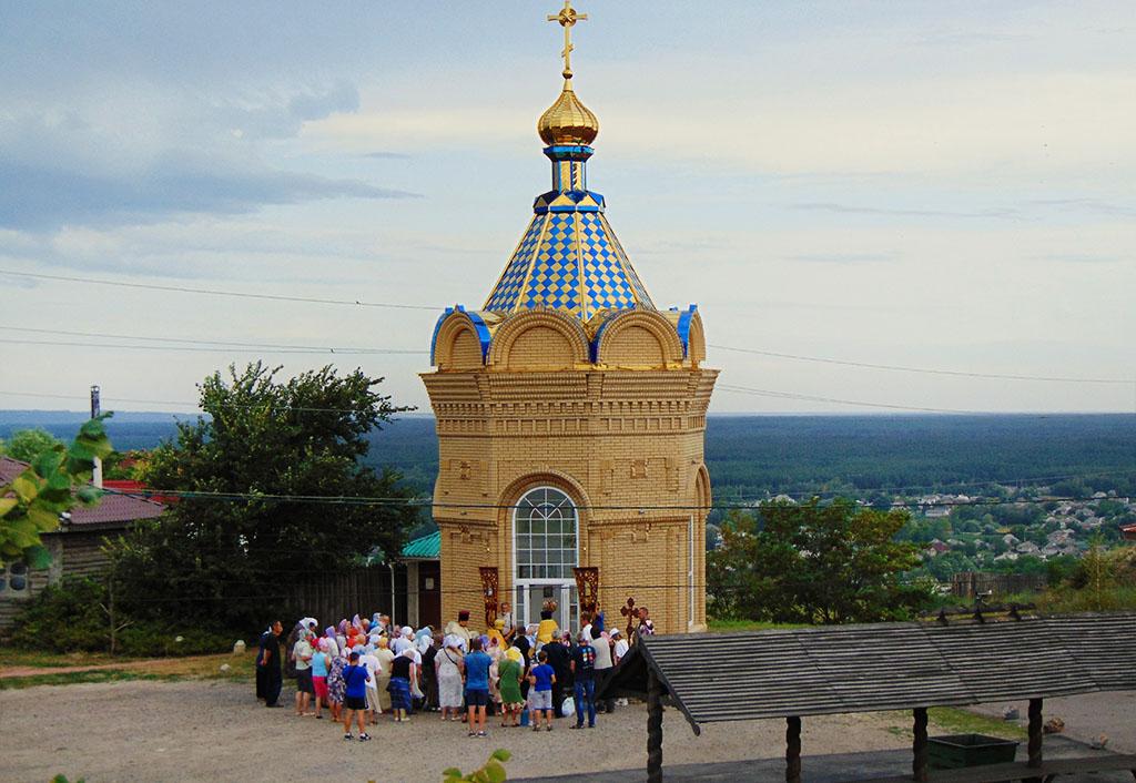 Престольне свято Володимирської часовні на горі Крем'янець