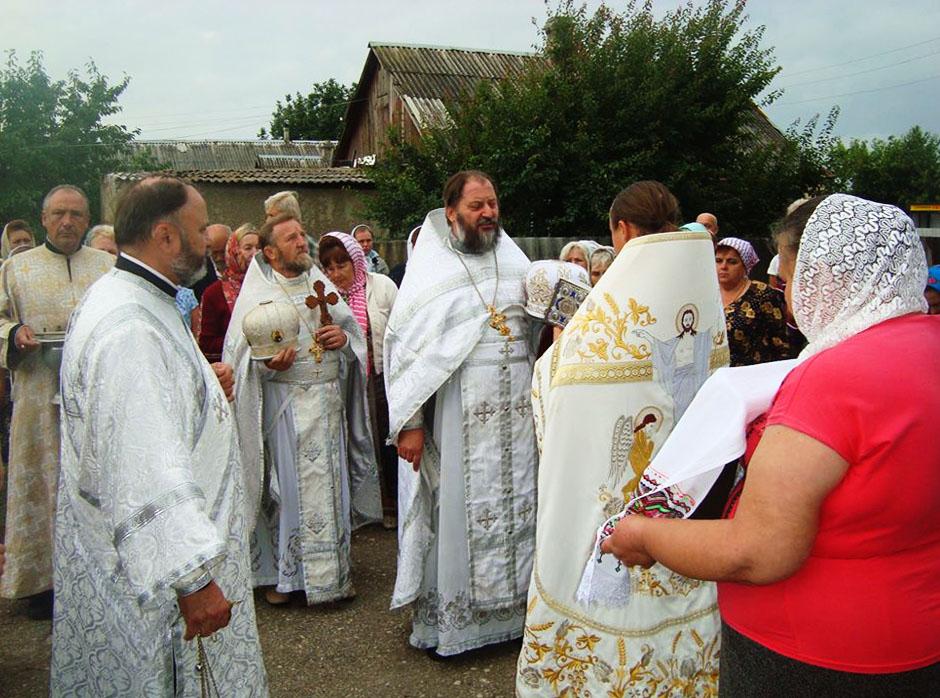 Престольне свято в селі Гаврилівка