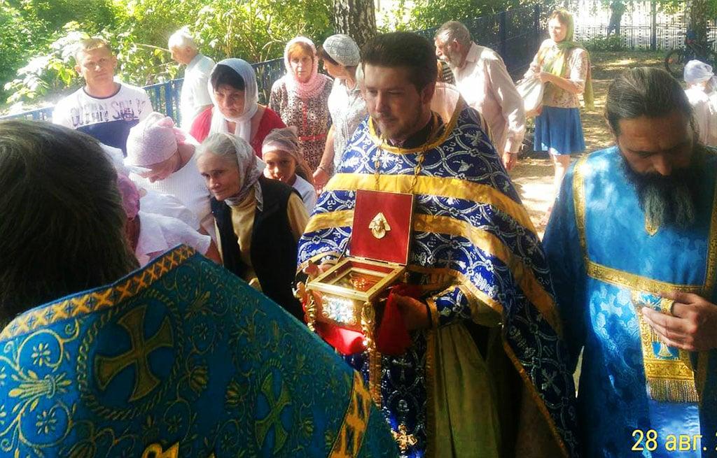 Престольне свято в Свято-Успенському храмі с. Соколово