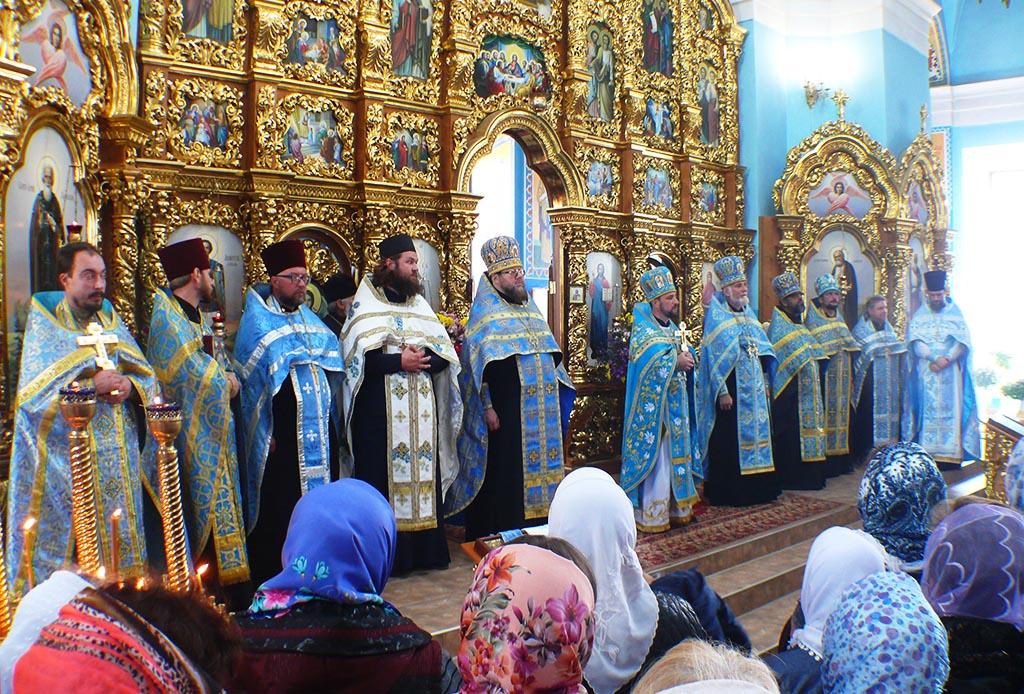 Престольне свято в м. Чугуїв