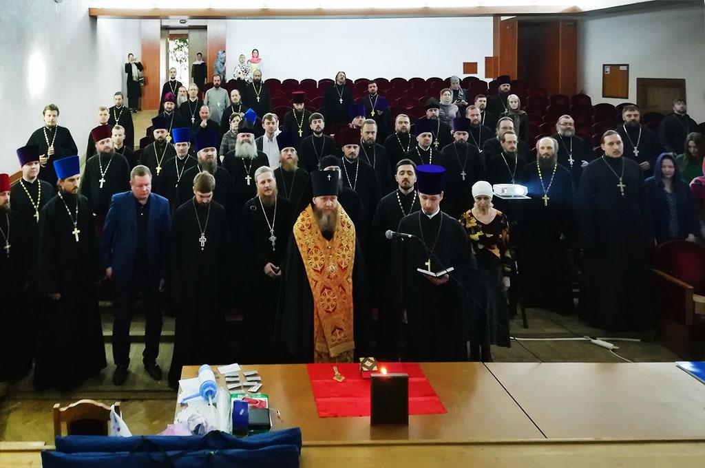 Ізюмська єпархія взяла участь у роботі Всеукраїнського навчально-методичного форуму «Сім'я і шлюб: етапи підготовки до створення міцної сім'ї»