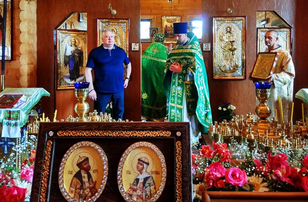 Престольне свято в с. Ківшарівка