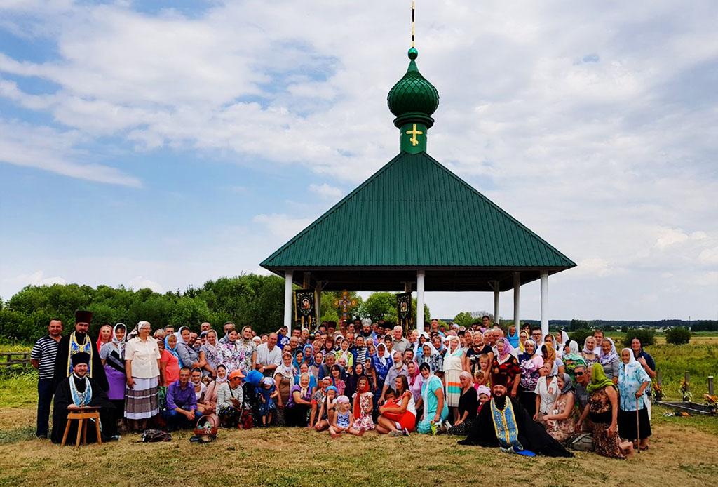 Святкування на честь Казанської Височинівської ікони Божої Матері