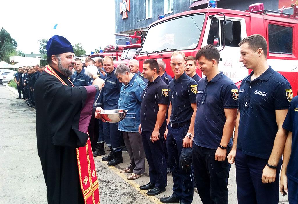 День спасателя в Купянске