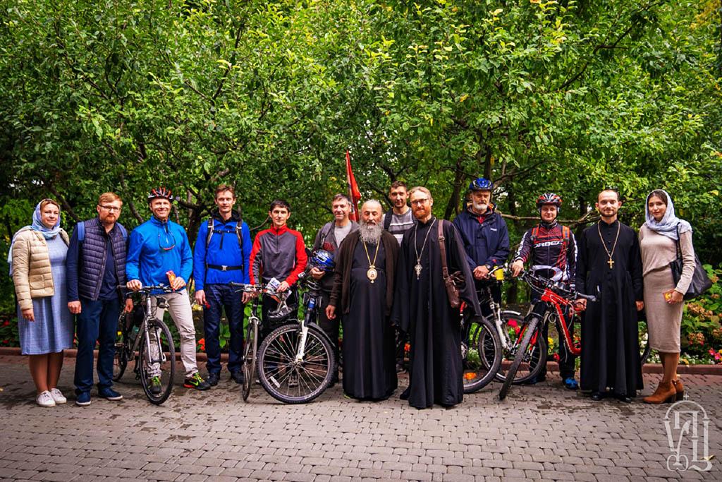 Велопаломництво 2019: Київ-Святогірськ