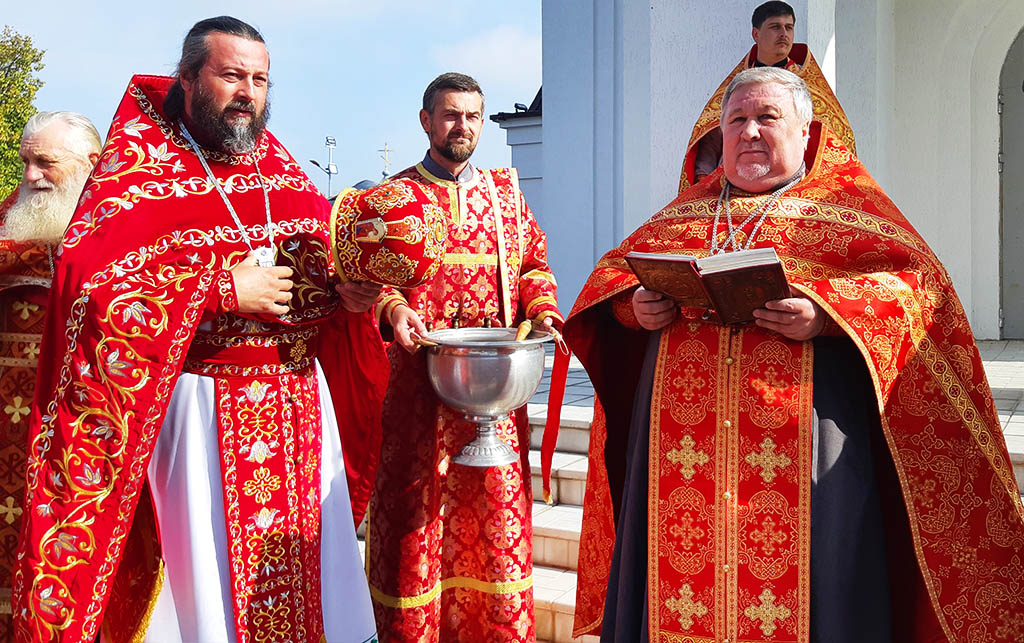 Престольне свято в смт. Старий Салтів Вовчанського району