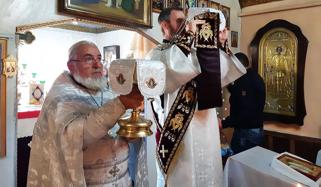 Престольне свято в с. Волохівка Вовчанського району