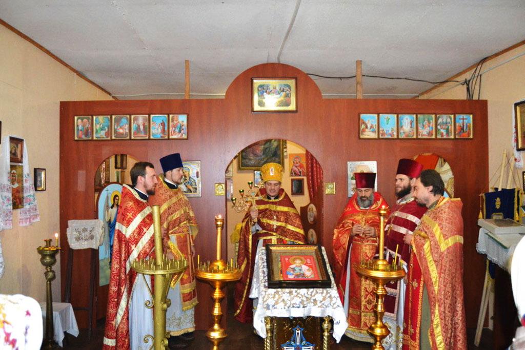 Престольне свято села Чемужівка Зміївського району
