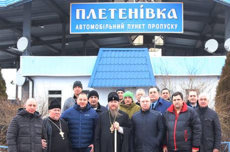 Рождественская радость на таможне Харьковской области