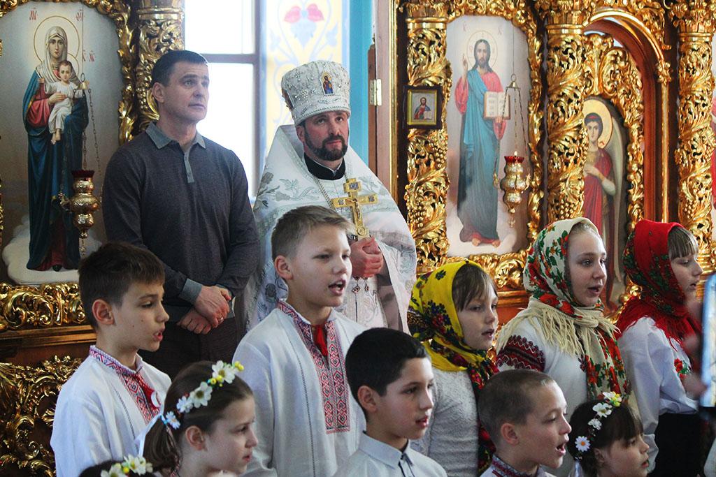 Свято Різдва Христового в м. Чугуїв