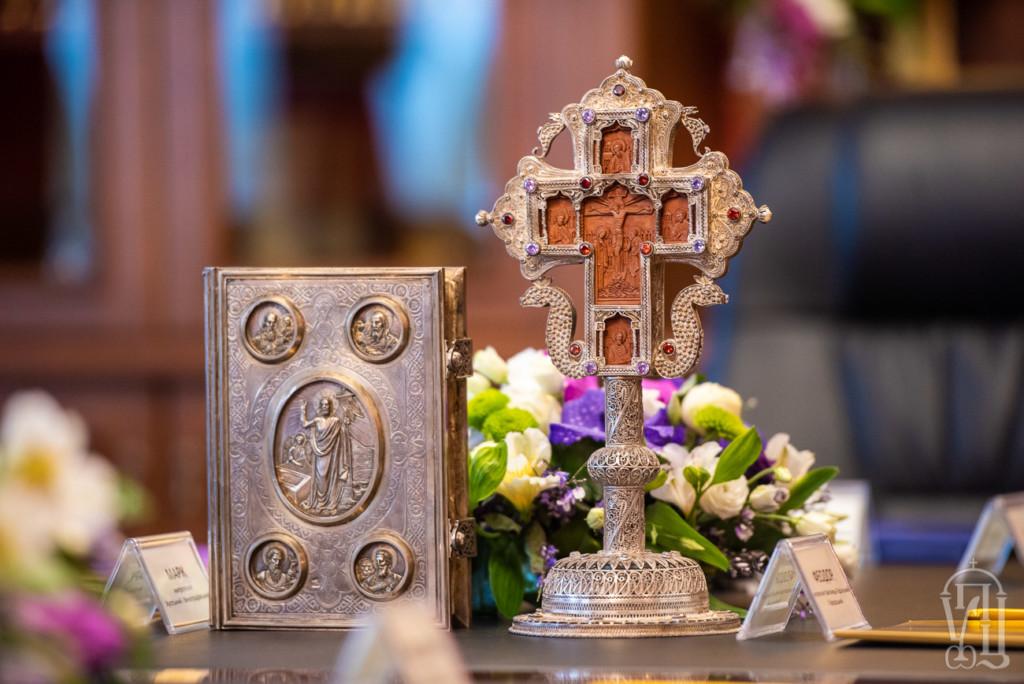 Звернення Священного Синоду УПЦ у зв'язку з поширенням коронавірусу COVID-19