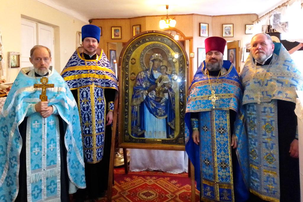 Благодатна Радість Височинівки і Соколово