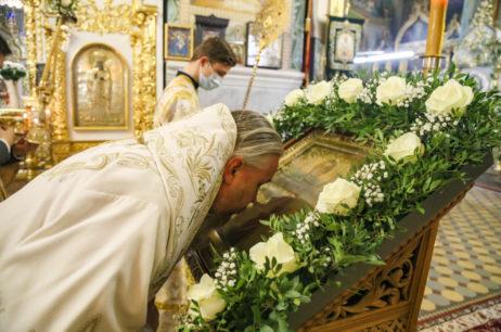 Праздник собора Архистратига Михаила и прочих Небесных Сил бесплотных