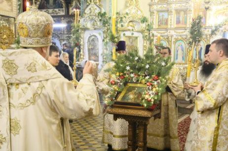 Переддень Різдва Христового