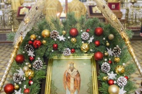 Переддень свята обрізання Господнього і святителя Василя Великого