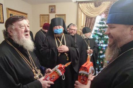 Вітання правлячого архієрея з Різдвом Христовим