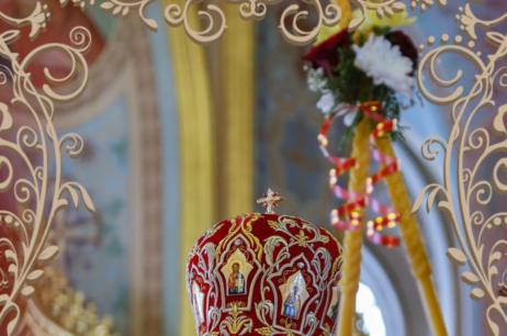 Поздравления с днём рождения правящего архиерея Высокопреосвященнейшего Елисея, митрополита Изюмского и Купянского