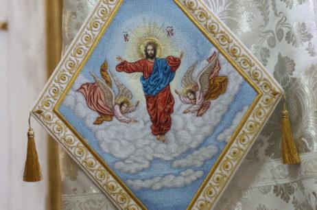 Престольный праздник Вознесенского кафедрального собора